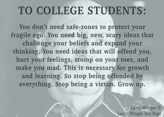 to college students